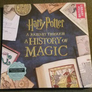 Harry Potter Book - A History of Magic